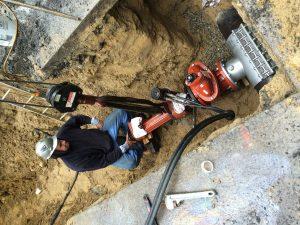 Water Service Installation / Repair