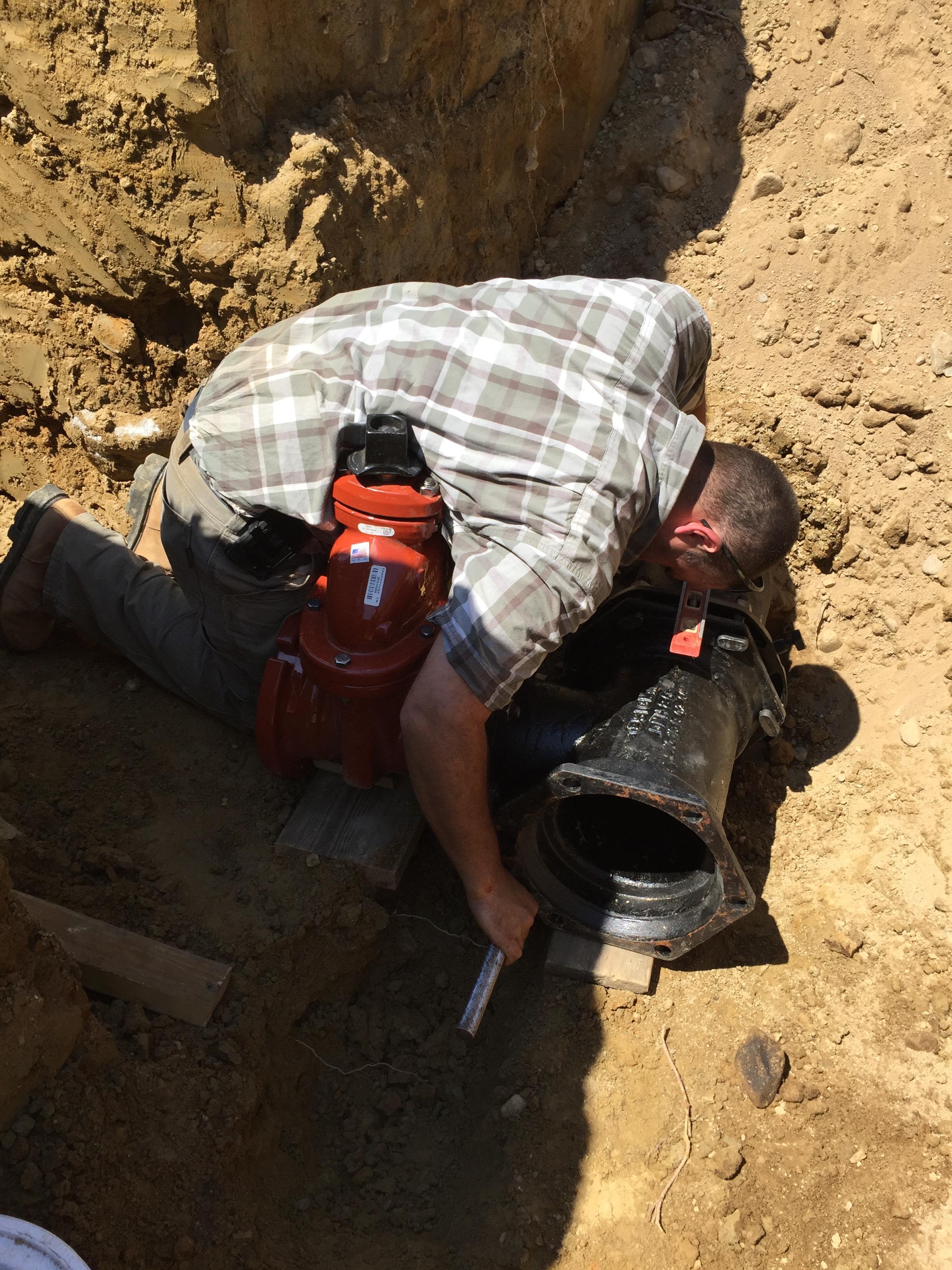 Underground Water Leaks